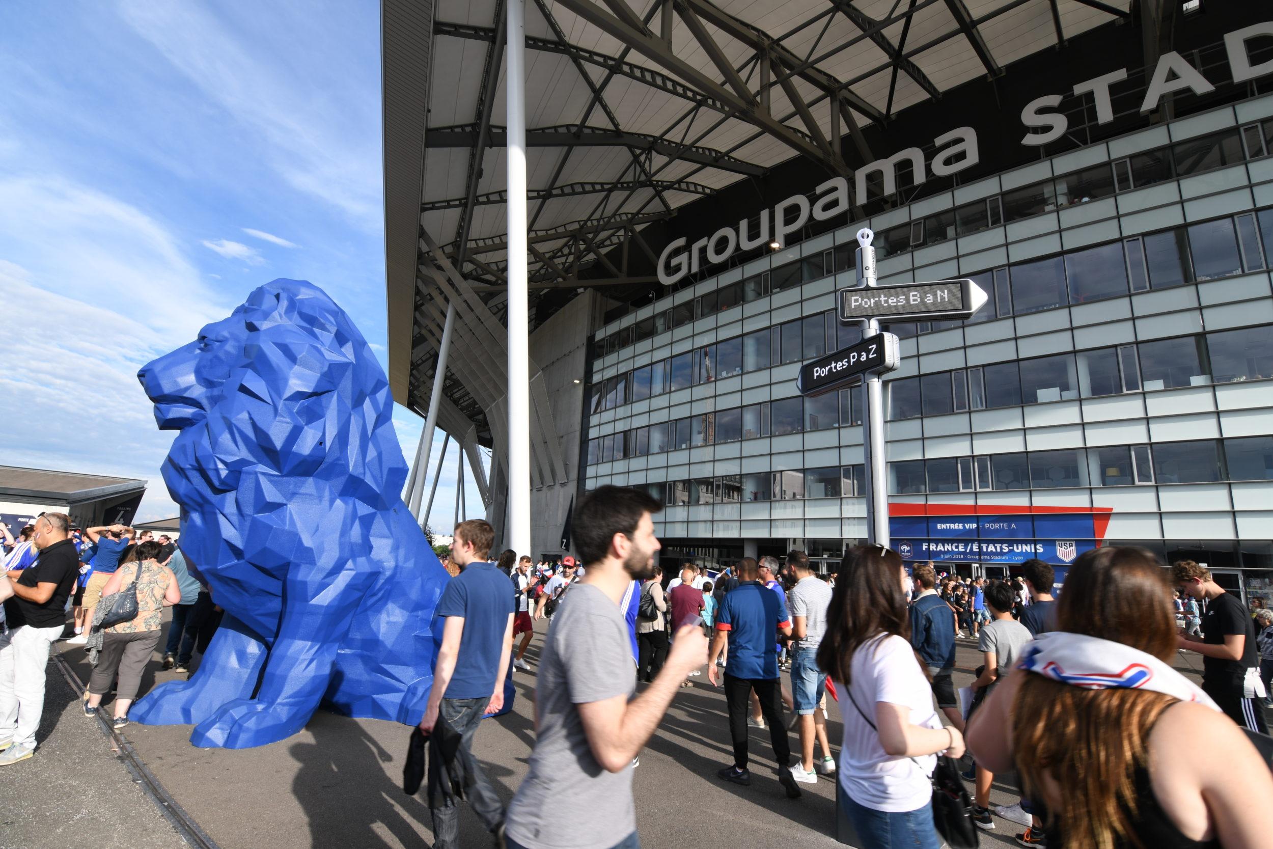 <strong>iGirouette® </strong> rejoint l'équipe du Groupama Stadium