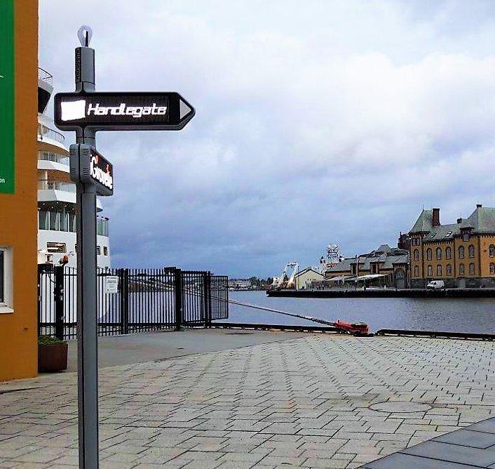 <strong>iGirouette® </strong>s'installe en Norvège !