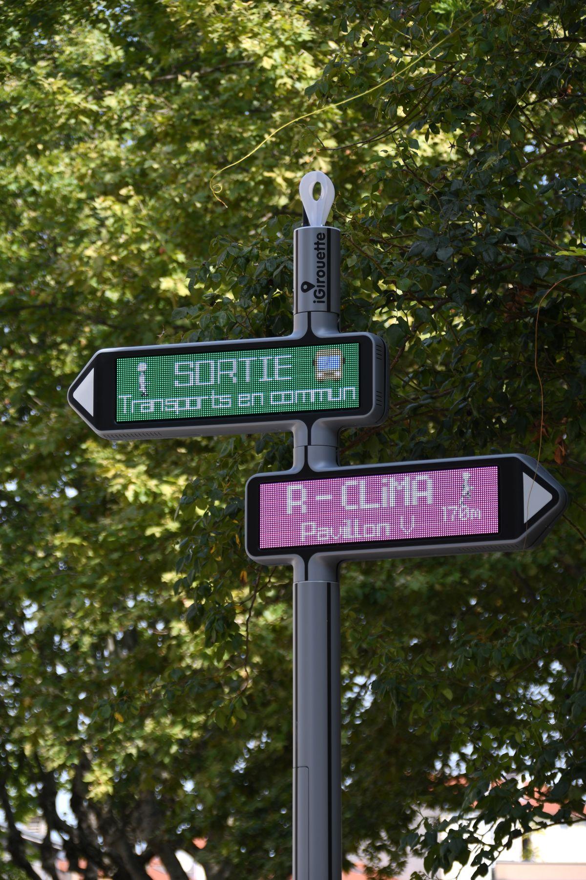 Les Hospices Civils de Lyon testent <strong>iGirouette®</strong> !