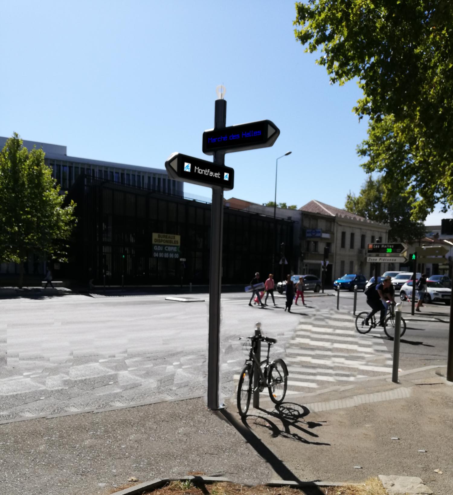 Avignon adopte<strong>iGirouette®</strong>pour ses événements !